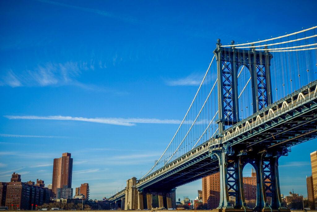 New York City bridge